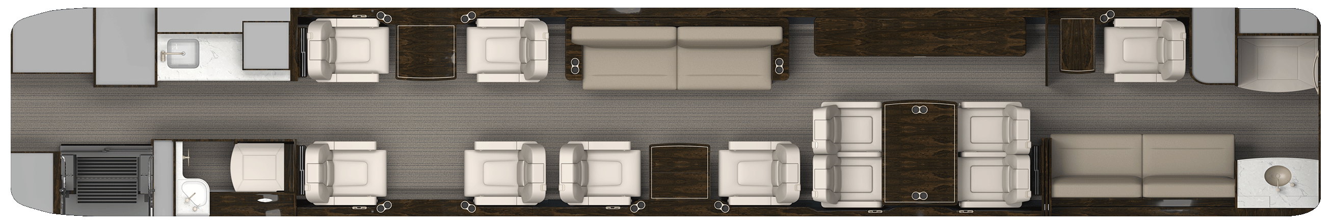 Forward Galley